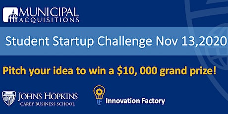 Municipal Acquisitions Student Startup Challenge tickets