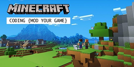 Minecraft Coding for Teens with Java tickets
