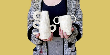 WORKSHOP | Hand Built Ceramic Vessles with Peta Berghofer tickets
