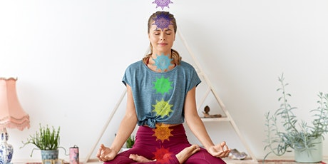 Introduction to the Chakra System - Online tickets