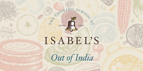 Cooking Classes with Sue Chef: Out of India tickets