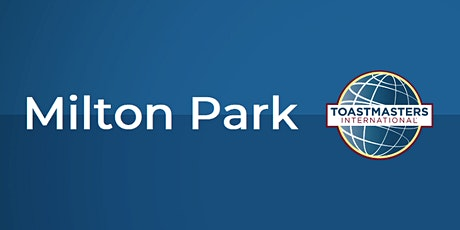 Milton Park Toastmasters Tuesday Lunch Meeting tickets