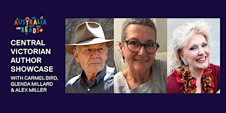 Australia Reads ~ Central Victorian Author Showcase tickets