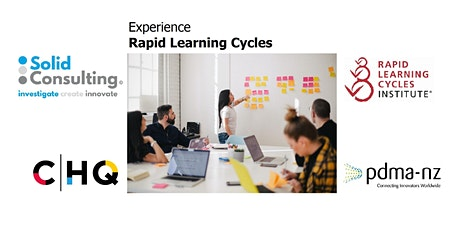 Experience Rapid Learning Cycles - Wellington