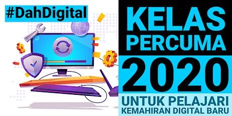 Digital Classes : Social Media (Facebook part 1) tickets