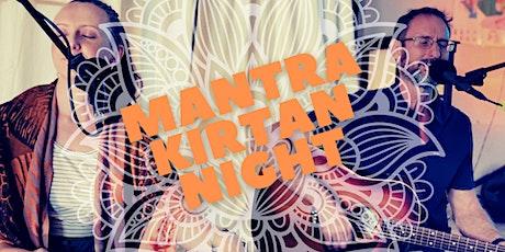 Mantra Kirtan Night - Katherine