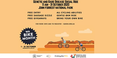 Genetic and Rare Disease Social Ride tickets