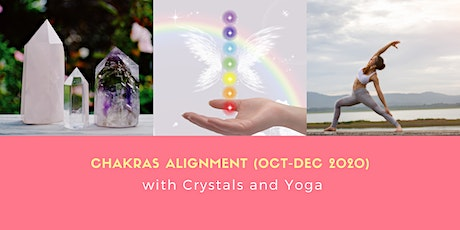Soul Interest: Chakras Alignment with Crystals and Yoga tickets