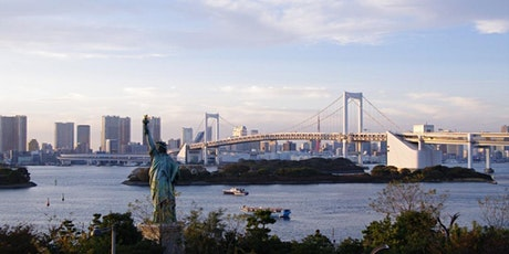 Virtual Cycling Tour through Odaiba Tokyo tickets
