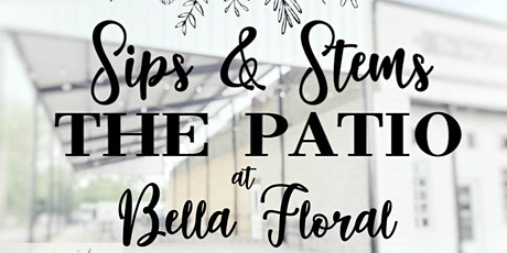 Sips and Stems: Fall Pumpkin Workshop tickets