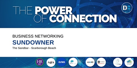 District32 Business Networking Sundowner - Fri 30th Oct tickets