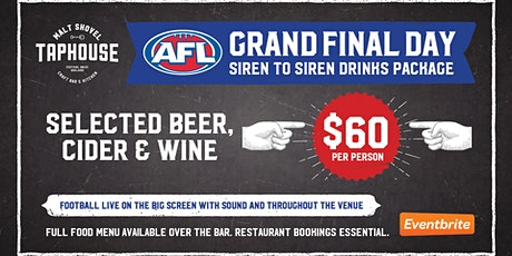 AFL Grand Final tickets