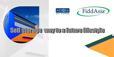 The Self Storage Way to A Future Lifestyle tickets