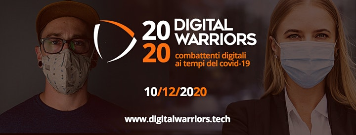 Immagine Digital Warriors 2020