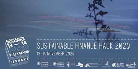 Sustainable Finance Hack Tickets