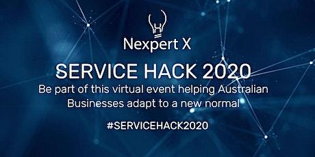 #ServiceHack2020 tickets