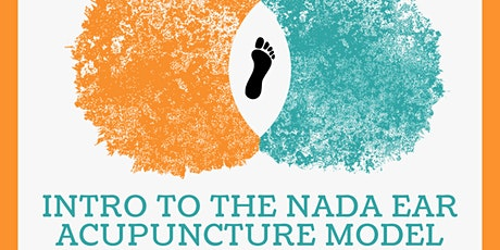 Introduction to the NADA ear acupuncture model tickets