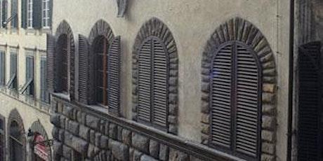 Guided tour at Palazzo Neroni, Florence biglietti