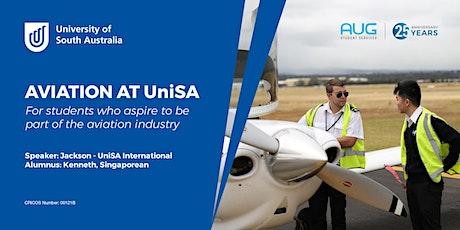 Aviation at UniSA tickets