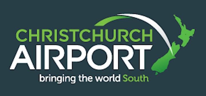 Presentation of Christchurch International Airport (CIAL) image