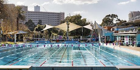 Thursday 22/10 Swim Sessions Prahran Pool tickets