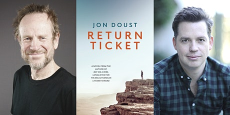 Return Ticket: Jon Doust in conversation with Wyatt Nixon-Lloyd tickets