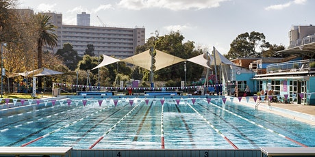 Monday 26/10 Swim Sessions Prahran Pool tickets