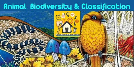 Greater Springfield Home Schoolers Animal Biodiversity Excursion 10-16yrs tickets