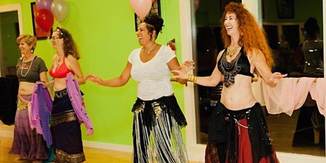 Intro to Bellydance(with veil dancing) with Samira Dawn tickets