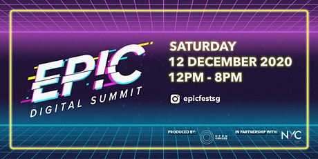 EP!C DIGITAL SUMMIT tickets