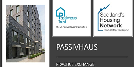 Passivhaus Practice Exchange tickets