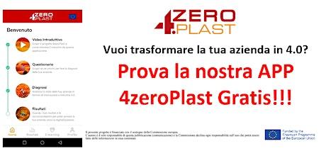 Webinar 4zeroPlast biglietti