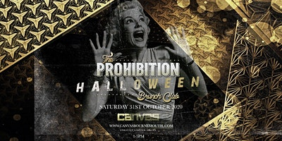 The Prohibition Halloween Brunch Club