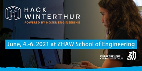 Hack Winterthur 2021 (ehemals Hack 2020, verschoben) tickets