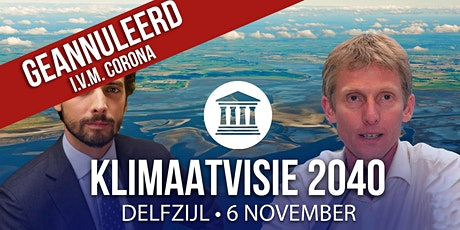 Klimaatvisie 2040 tickets