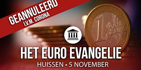 Het Euro Evangelie Tickets