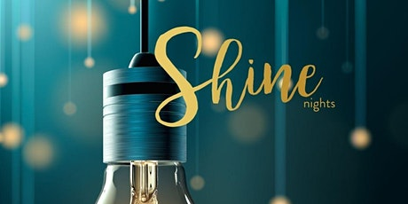SHINE NIGHT 31 oktober - Women with passion & purpose tickets