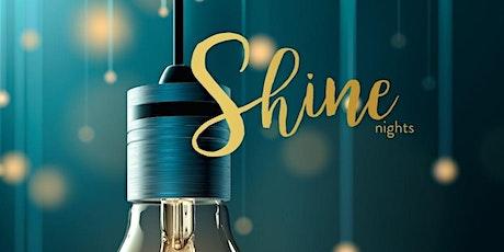 SHINE NIGHT 31 oktober - Women with passion & purpose tickets