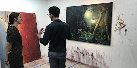 Visiting Artist Days with Wilhelm Neusser tickets