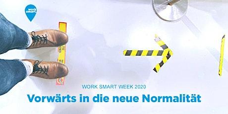 Talk - Wie mobil-flexibel ist und wird die Schweizer Arbeitswelt? tickets