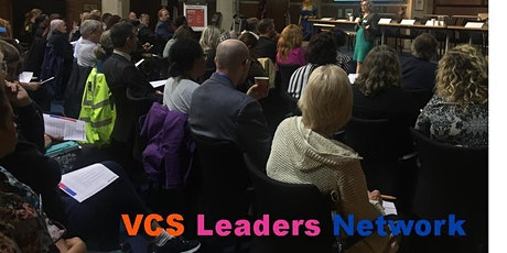 VCS Leaders Network Event - Re-engage & Innovate tickets