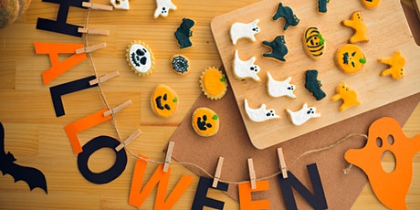 Halloween Cookies - Cooking Class For Kids tickets
