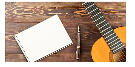Song writing workshop with Create School .  Ages 12 - 16.