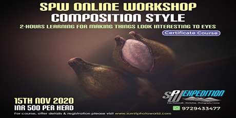 Composition Style Module 2 tickets