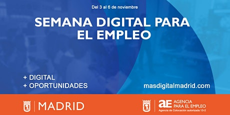 Semana Digital para el Empleo boletos