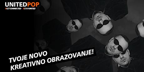 """Radionica - Shot & Kandžija: Kako je nastao """"Bambus i Kavijar"""" tickets"""