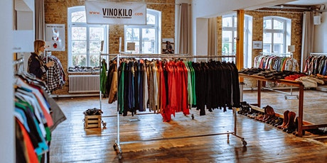 Winter Vintage Kilo Pop Up Store • Frankfurt • VinoKilo Tickets