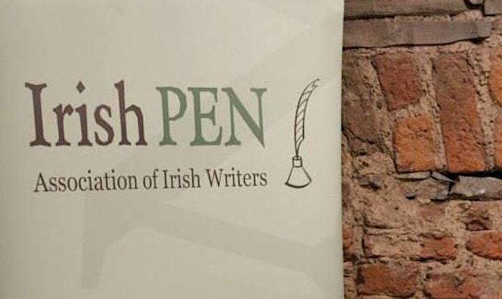 Launch of the new Irish PEN/PEN na hÉireann image