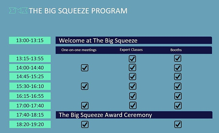 The Big Squeeze image