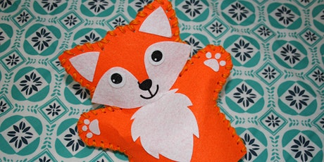 Fox: Playful Puppets - At Home! tickets